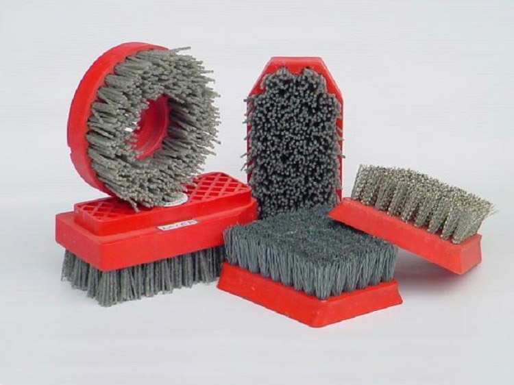Stone Abrasive Brushes