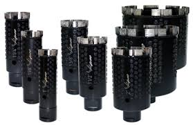 Dry Diamond Core Bits