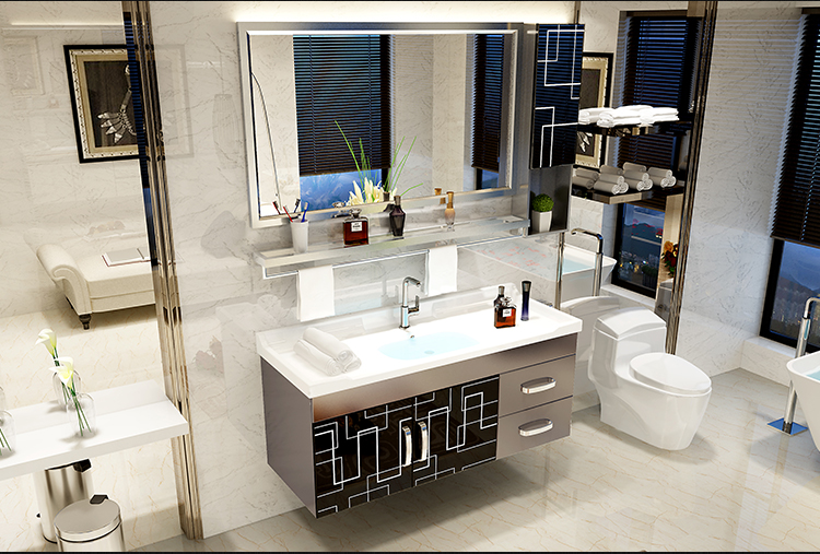 Stainless Steel Vanity 603